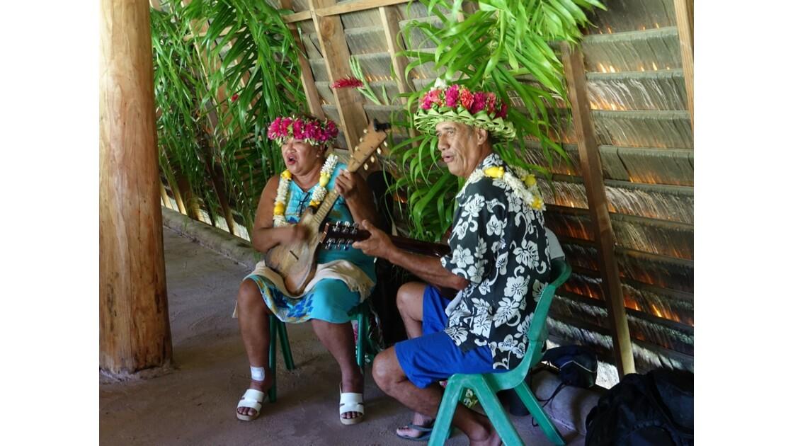 Les Marquises - Nuku Hiva - Taipivai Repas Chez Simon 2