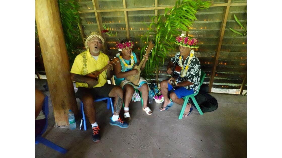 Les Marquises - Nuku Hiva - Taipivai Repas Chez Simon 3