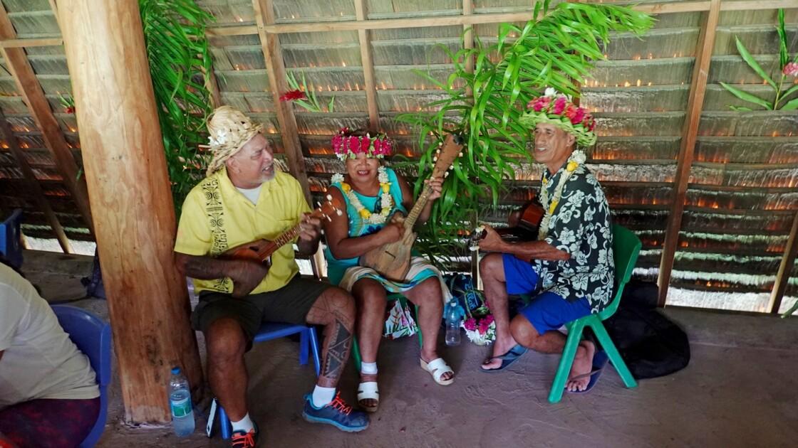 Les Marquises - Nuku Hiva - Taipivai Repas Chez Simon 4