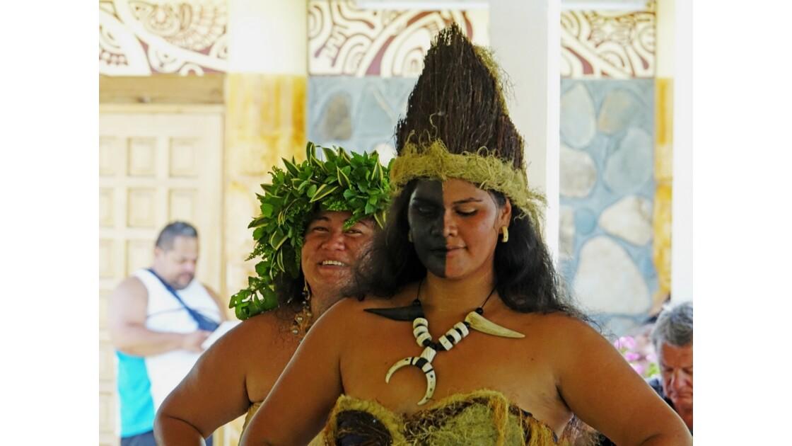 Les Marquises - Ua Pou Groupe folklorique de Hakahau 12