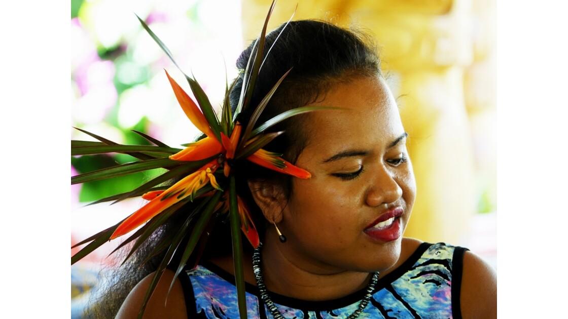 Les Marquises - Ua Pou Groupe folklorique de Hakahau 4