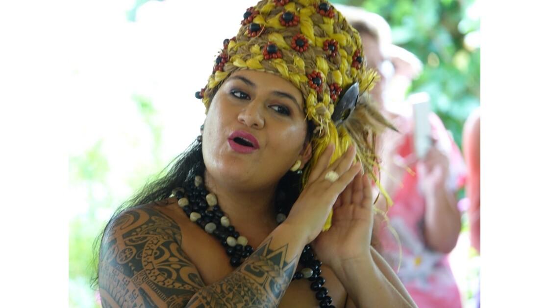 Les Marquises - Ua Pou Groupe folklorique de Hakahau 8