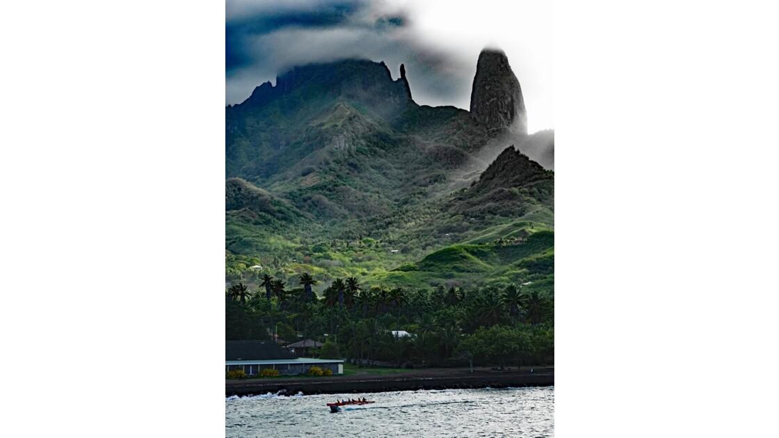 Les Marquises - Ua Pou Hakahau Poutetaunui et Poumaka 1