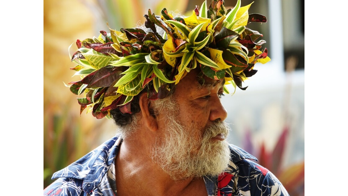 Les Marquises - Ua Pou l'artisan de Hakahau 1
