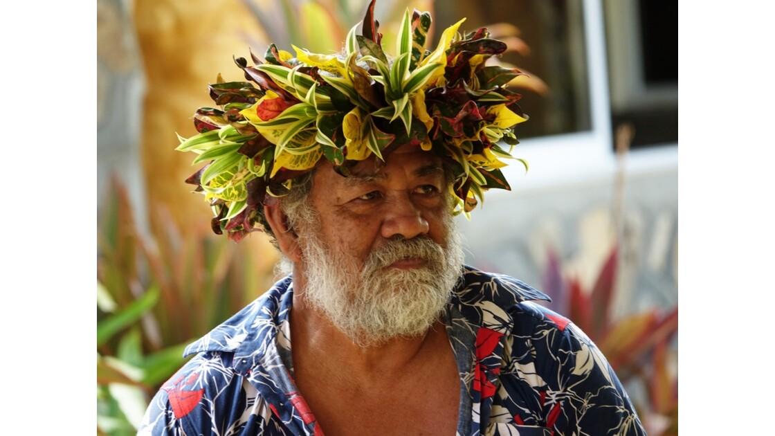 Les Marquises - Ua Pou l'artisan de Hakahau 2
