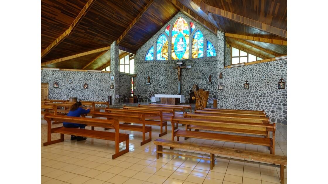 Les Marquises - Tahuata Vaitahu - Eglise Sainte Mère de Dieu 6