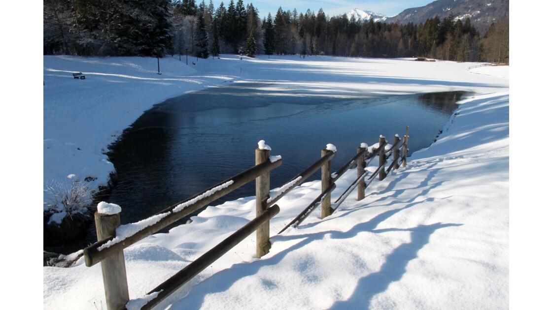 Lac des Dames