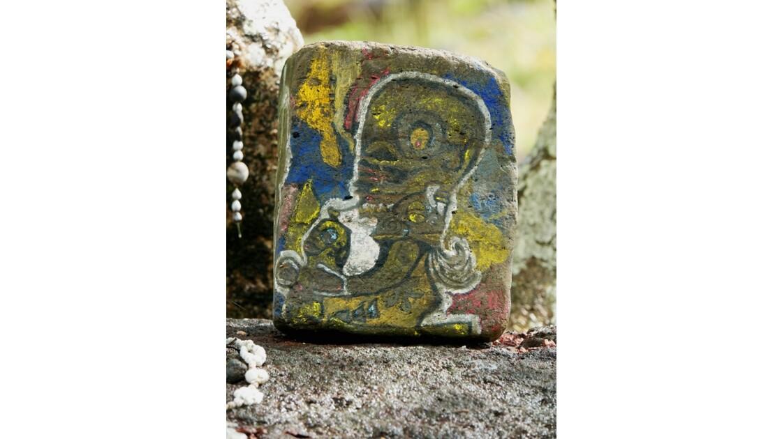 Les Marquises - Hiva Oa Atuona Cimetière du Calvaire Tombe de Gauguin 5