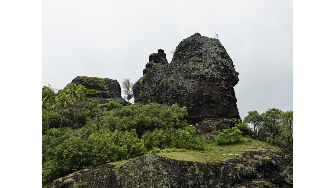 Les Marquises Fatu Hiva Hanavave La Baie des Vierges 15