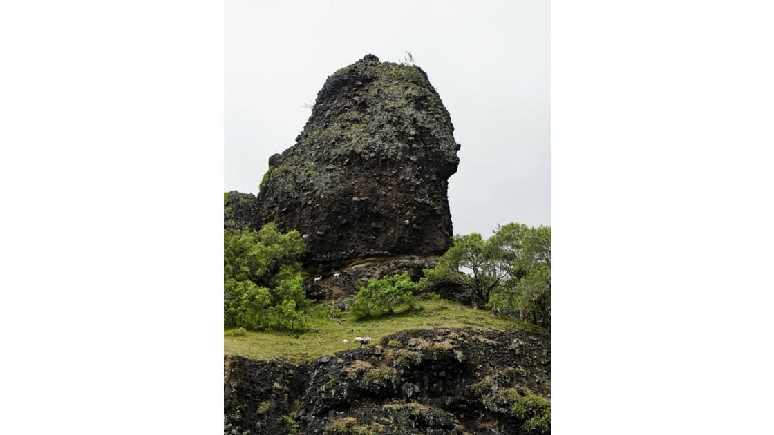 Les Marquises Fatu Hiva Hanavave La Baie des Vierges 16