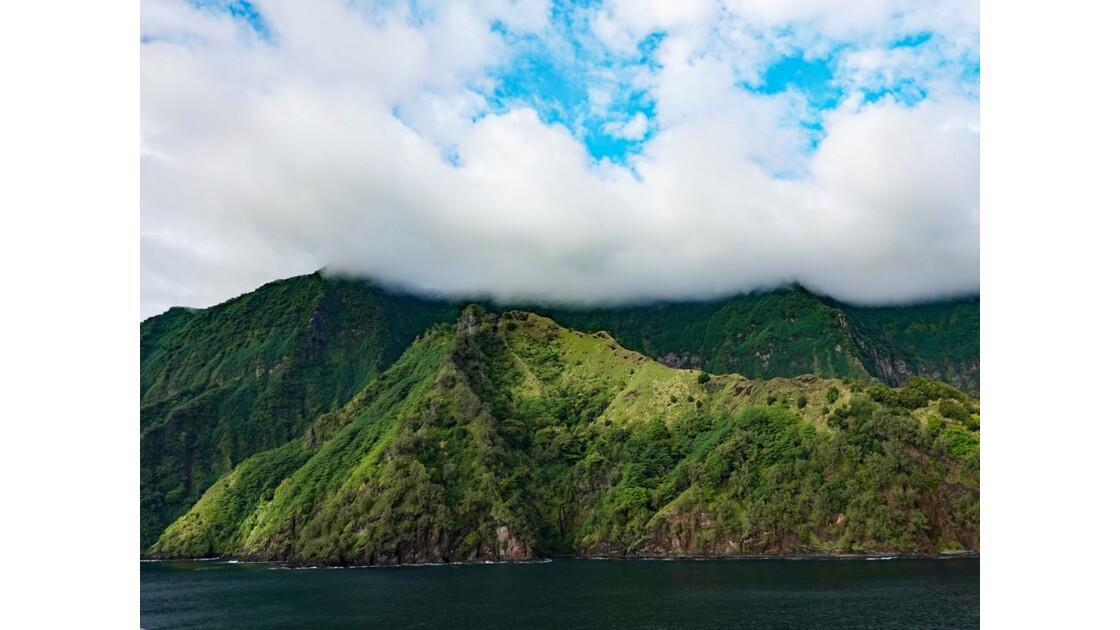 Les Marquises Fatu Hiva Hanavave La Baie des Vierges 19