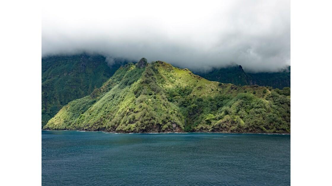 Les Marquises Fatu Hiva Hanavave La Baie des Vierges 3