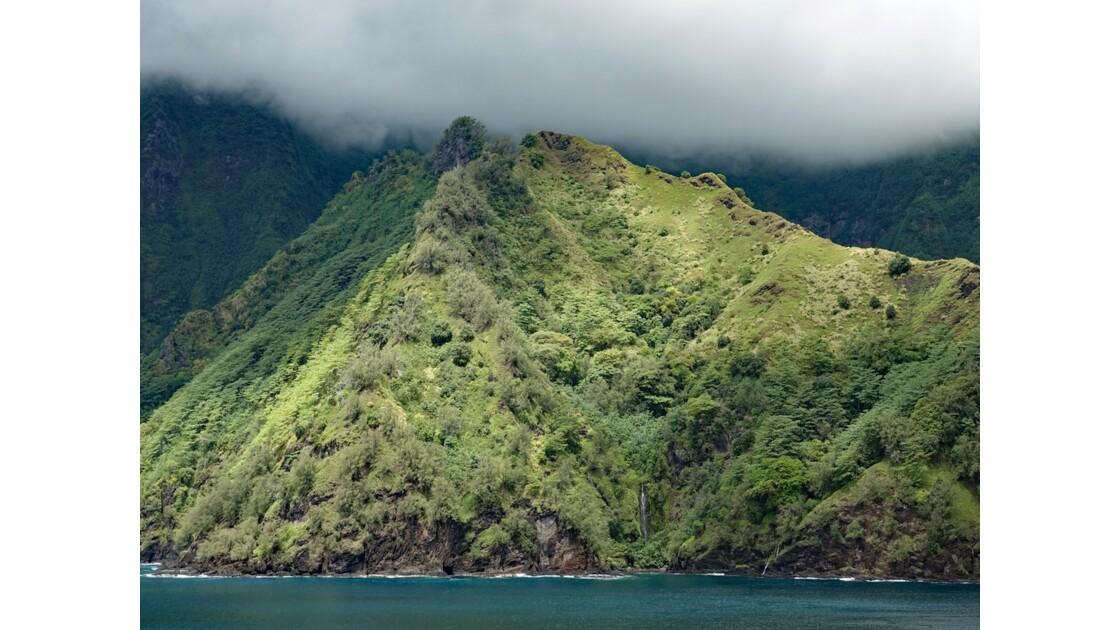 Les Marquises Fatu Hiva Hanavave La Baie des Vierges 6