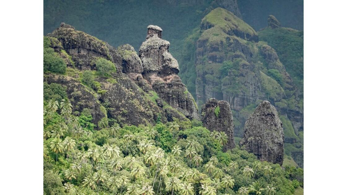 Les Marquises Fatu Hiva Hanavave La Baie des Vierges 11