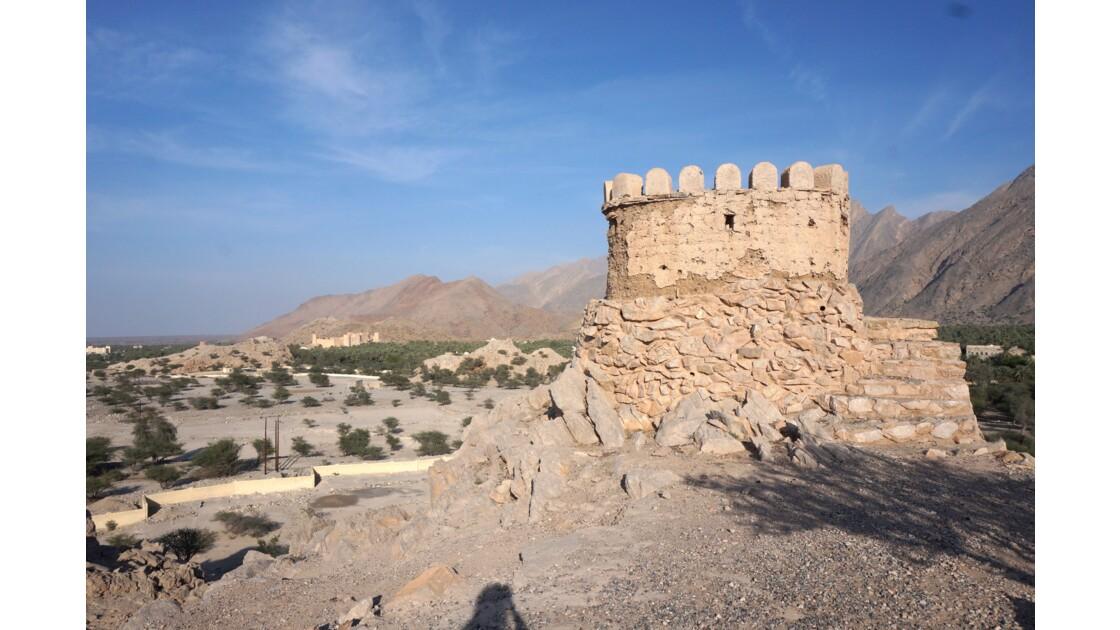 Fort de Nakhl, Oman