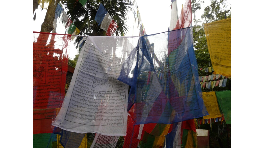 Mahakal Temple à Darjeeling
