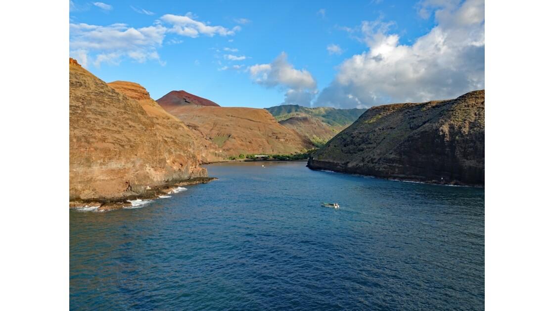 Les Marquises Ua Huka - baie de Vaipaee 4