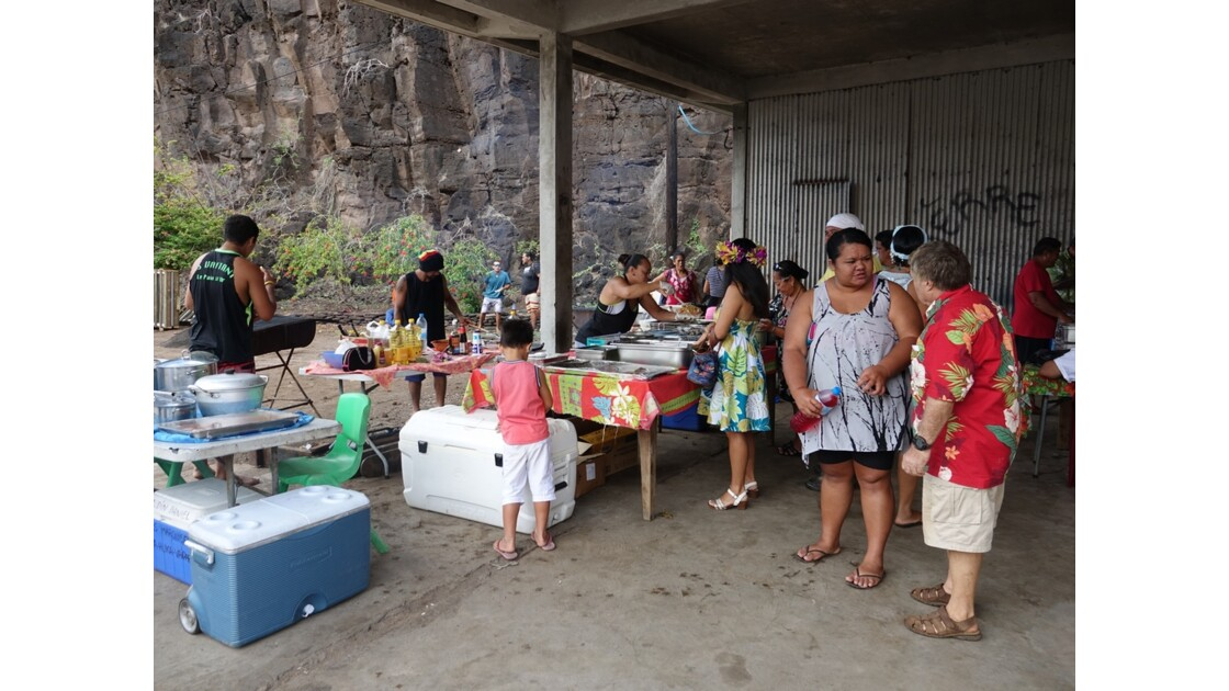 Les Marquises Ua Huka - Port de Vaipaee 3