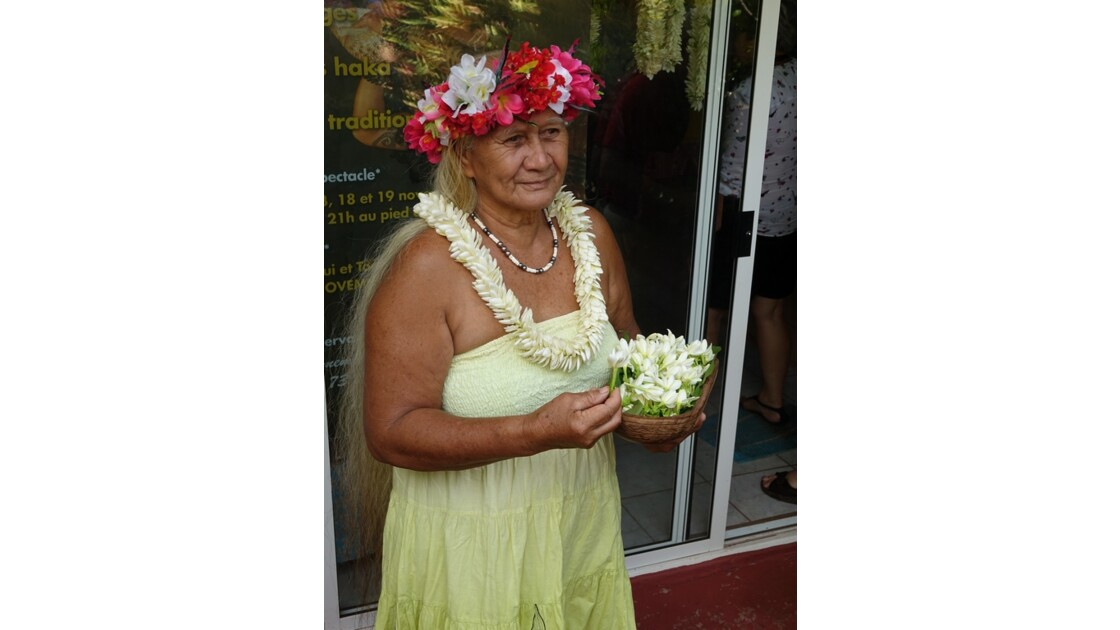 Les Marquises Ua Huka - Accueil à Hokatu 1