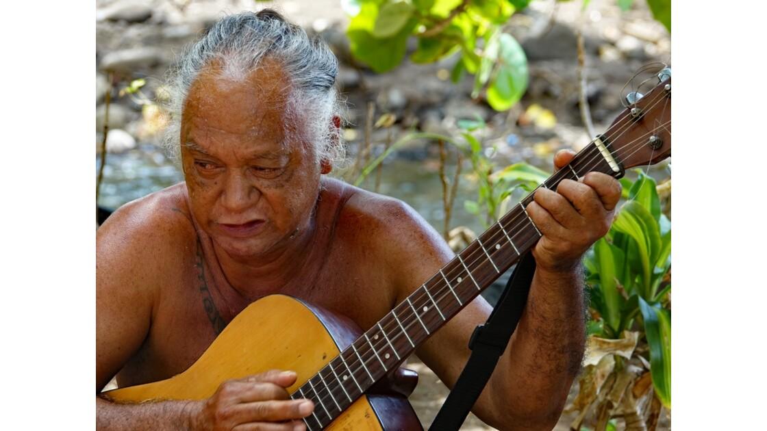 Les Marquises Ua Huka - Accueil à Hokatu 4