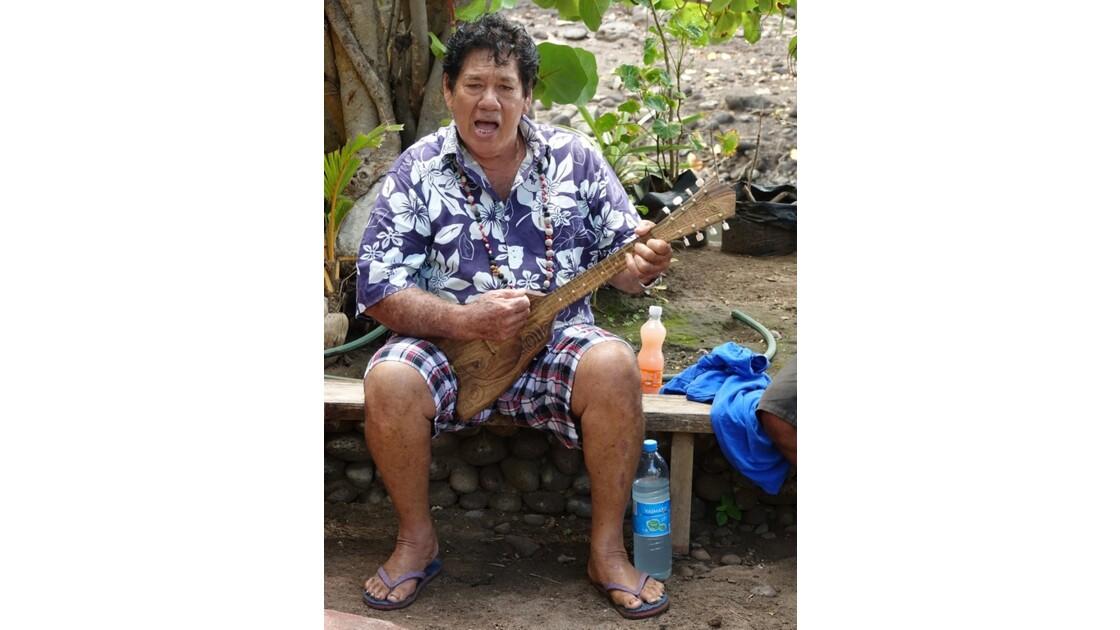 Les Marquises Ua Huka - Accueil à Hokatu 7