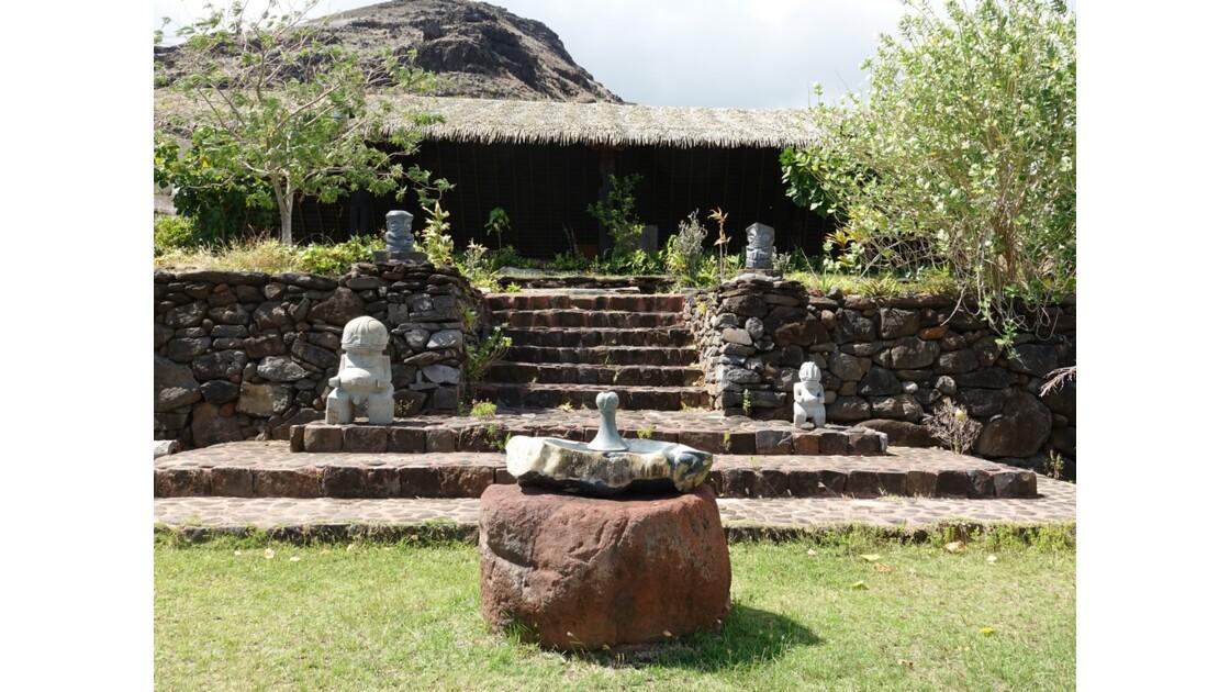 Les Marquises Ua Uka - Site de Tetumu 3