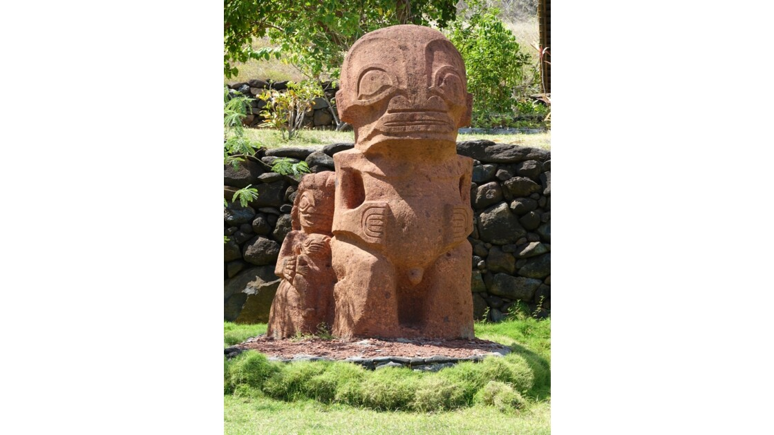 Les Marquises Ua Uka - Site de Tetumu 4