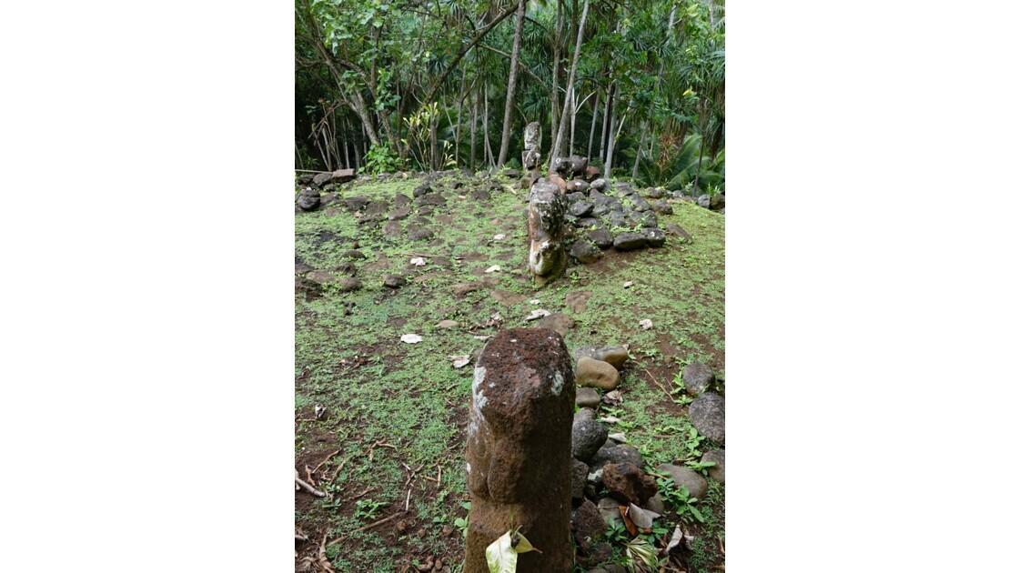 Les Marquises Ua Huka - Tiki de Meiaute 6