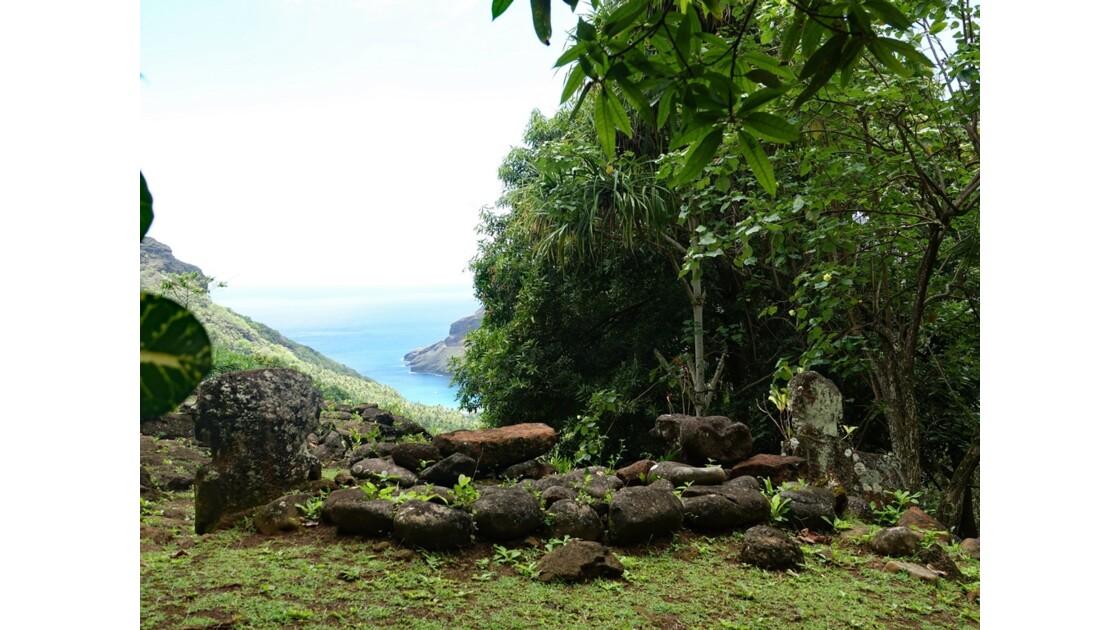 Les Marquises Ua Huka - Site de Meiaute 3