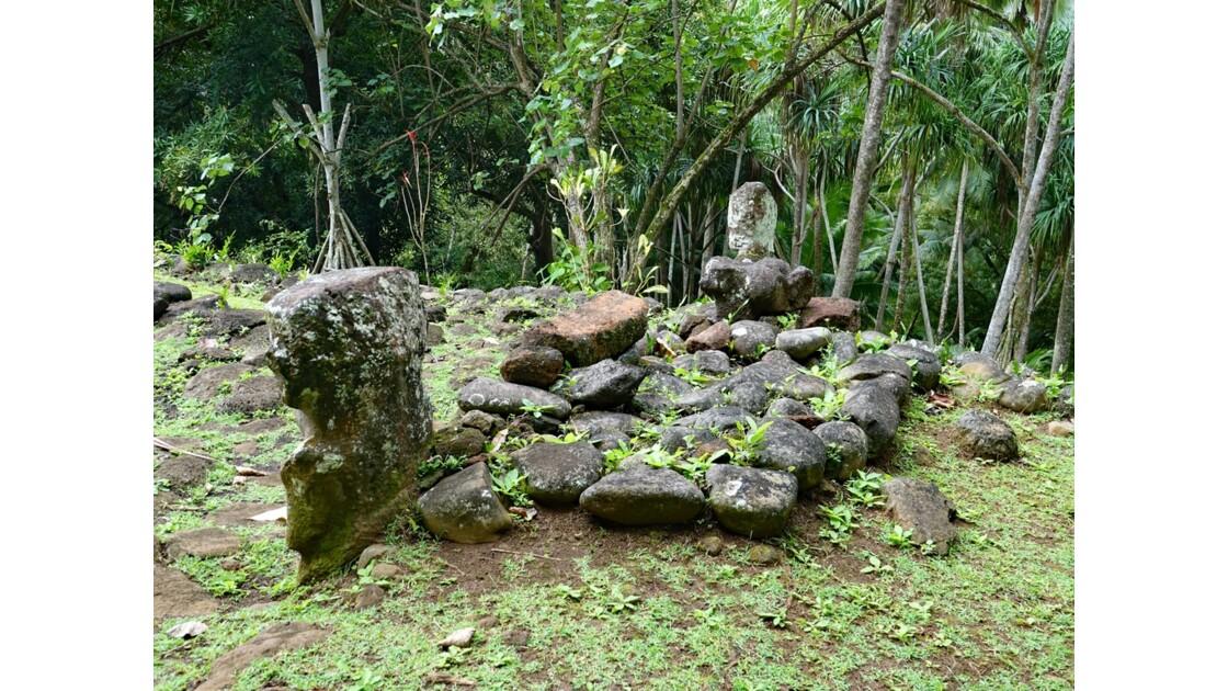 Les Marquises Ua Huka - Site de Meiaute 4