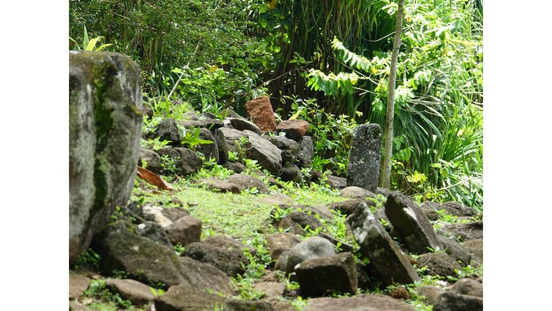 Les Marquises Ua Huka - Site de Meiaute 5