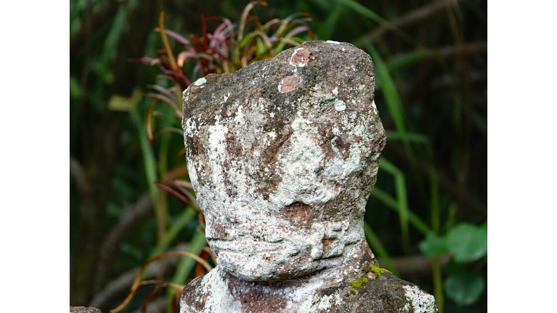 Les Marquises Ua Huka - Tiki de Meiaute 1