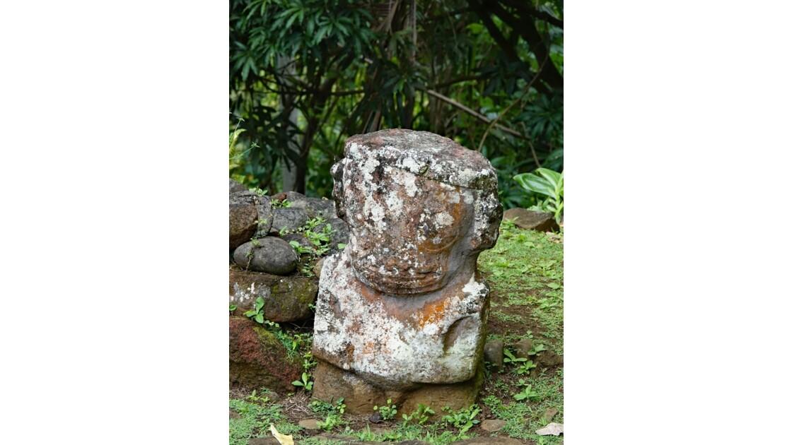 Les Marquises Ua Huka - Tiki de Meiaute 2