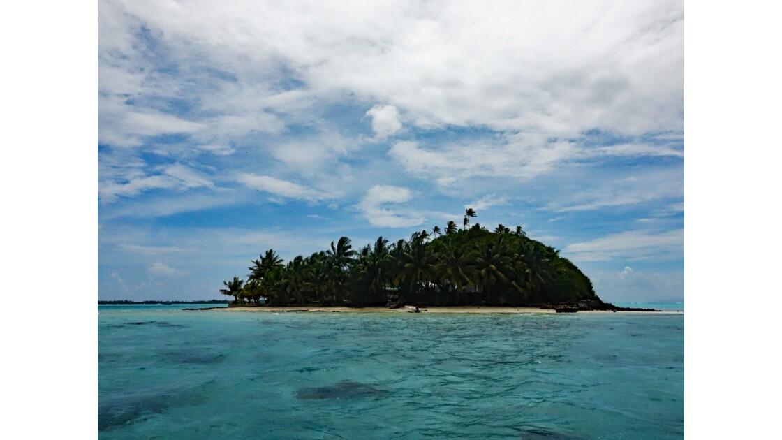 Bora Bora Sur le lagon 2