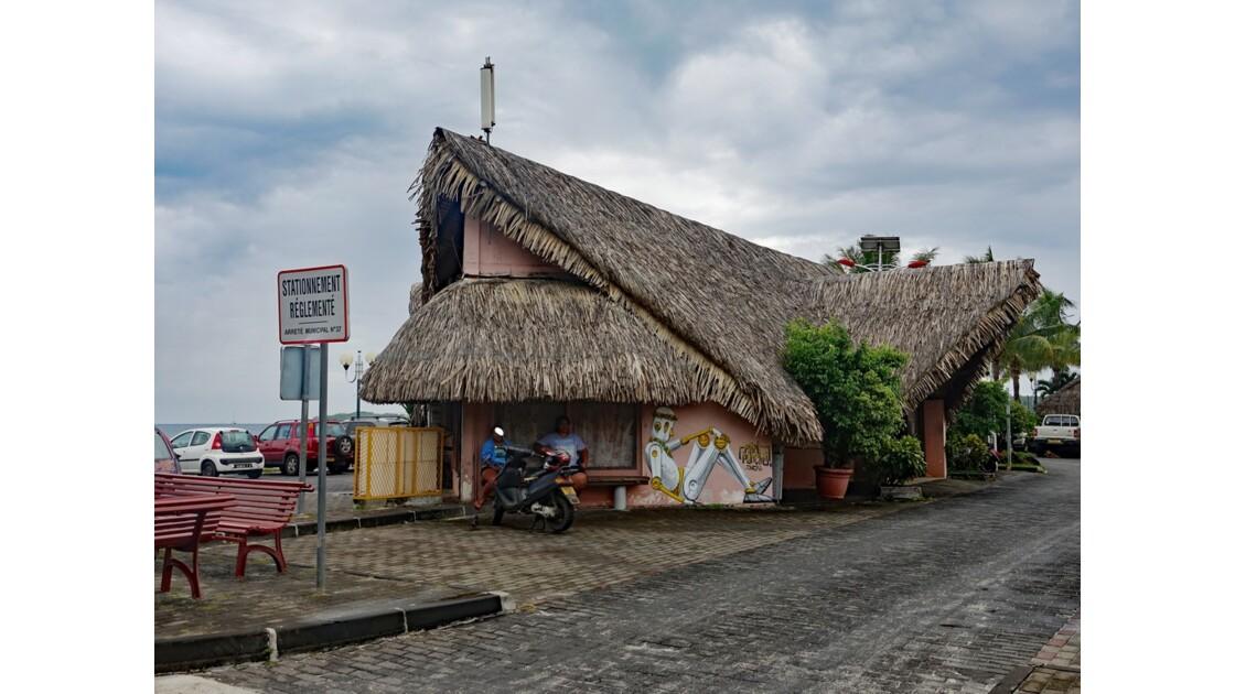Bora Bora Vaitape 1