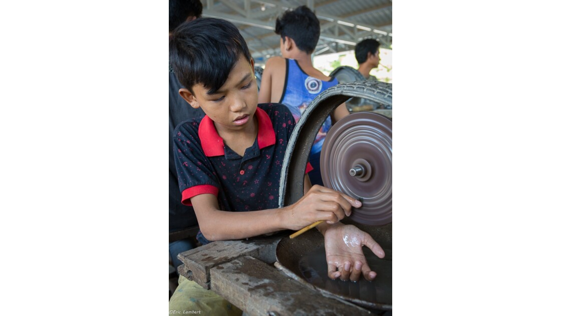 Images de mon dernier voyage au Myanmar