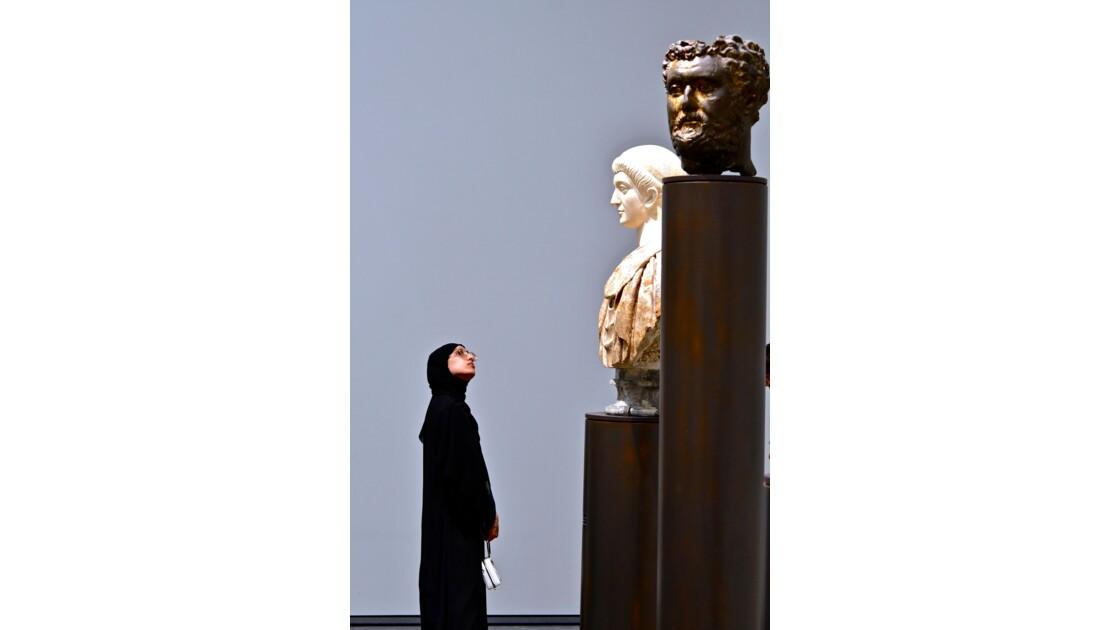 Abu Dhabi - Musée du Louvre