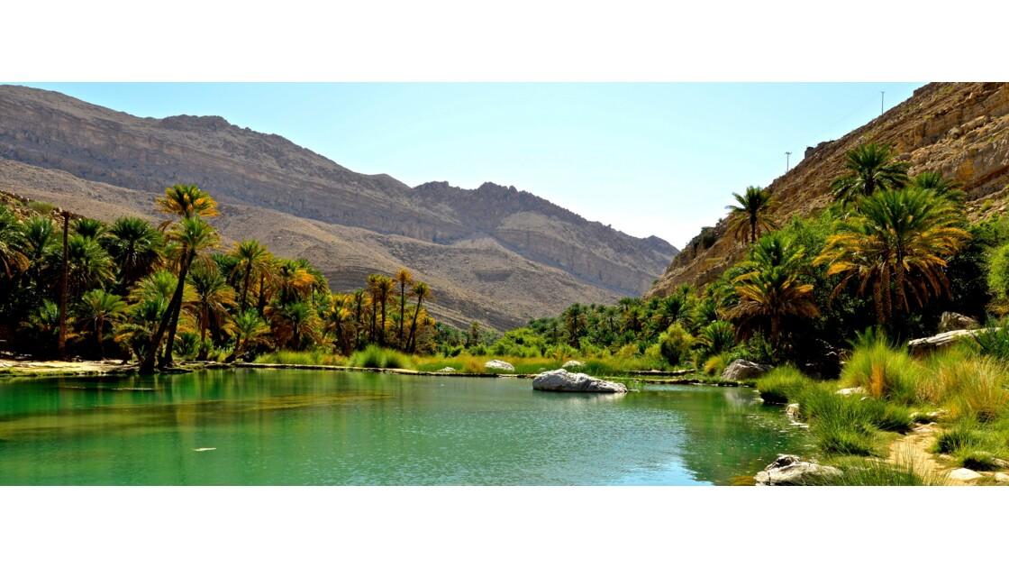 Oman - Wadi Bani Khaled