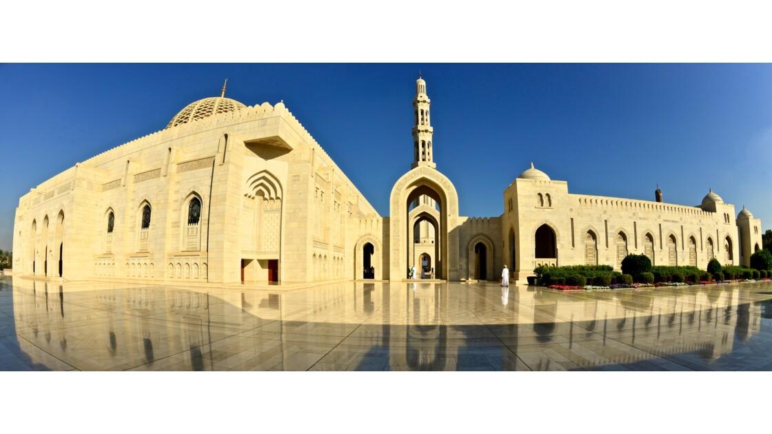 Oman - Mascate - La Grande Mosquée Sultan Qaboos