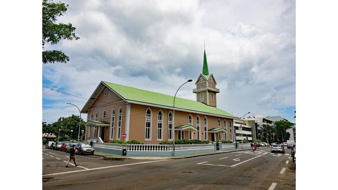 Tahiti Papeete Temple protestant de Paofai 2