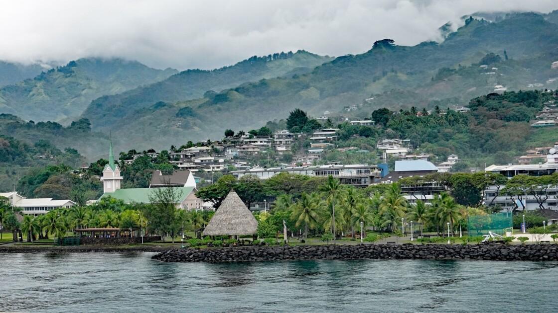 Tahiti Papeete Jardin de Paofai 2
