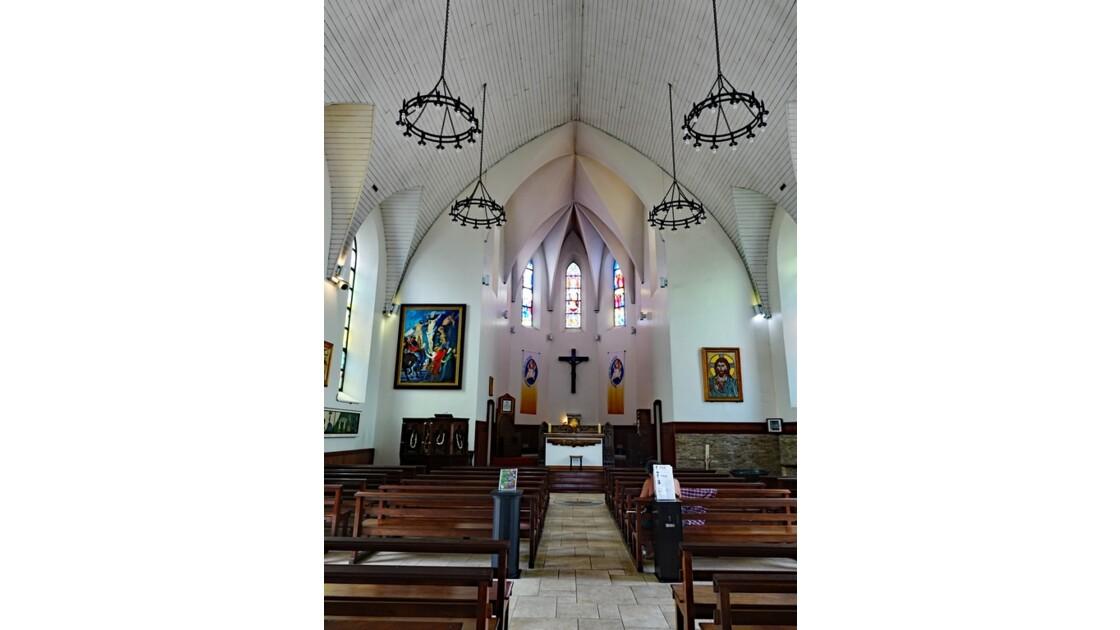 Tahiti Papeete Cathédrale de l'immaculée conception 5