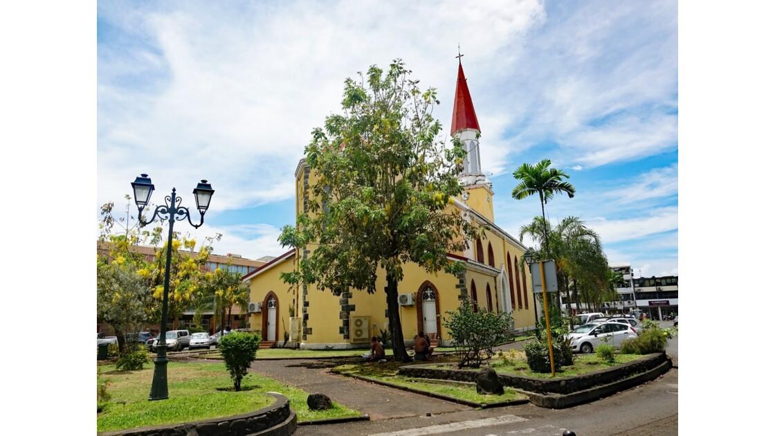 Tahiti Papeete Cathédrale de l'immaculée conception 10