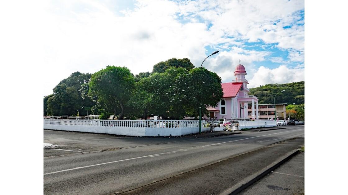 Tahiti Nui Eglise Protestante De Mahina 4