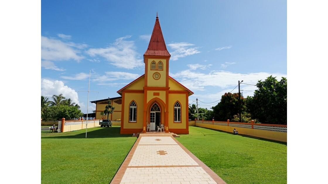 Tahiti Nui Temple Ebenezer de Papenoo 2