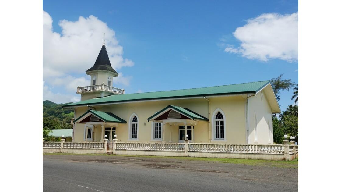 Tahiti Nui Temple protestant de Mahaena 2