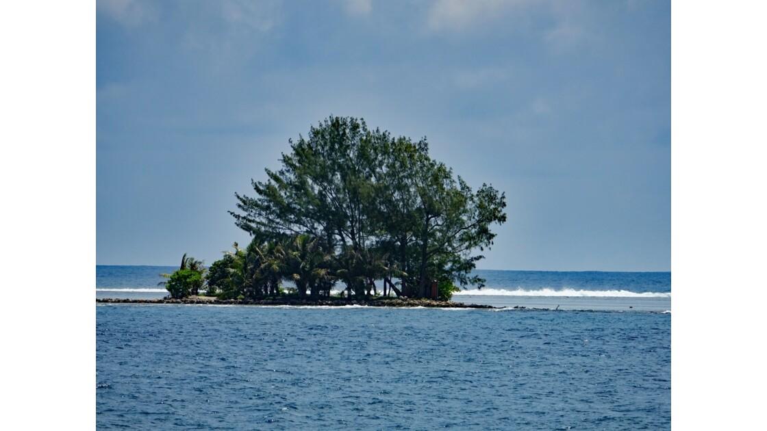 Tahiti Nui Mahaena Motu Observatoire de Cook 1