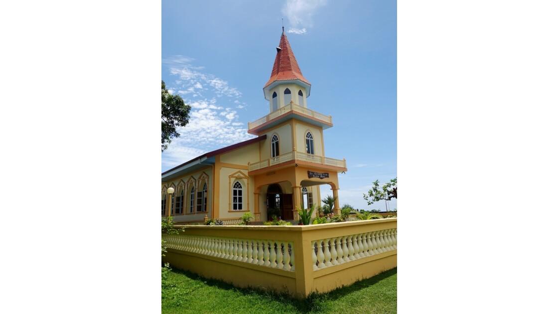 Tahiti Nui Temple Protestant de Hitiaa 2