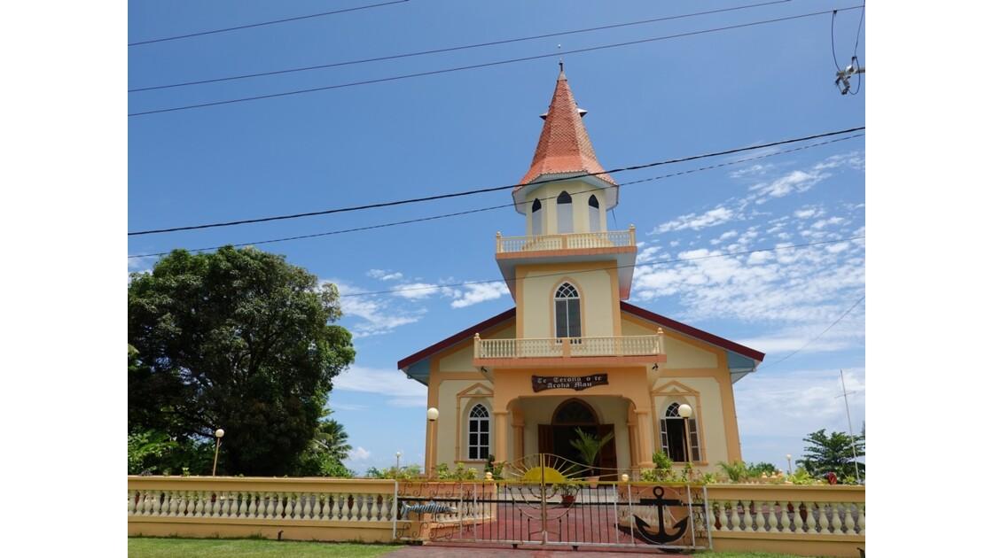 Tahiti Nui Temple Protestant de Hitiaa 5