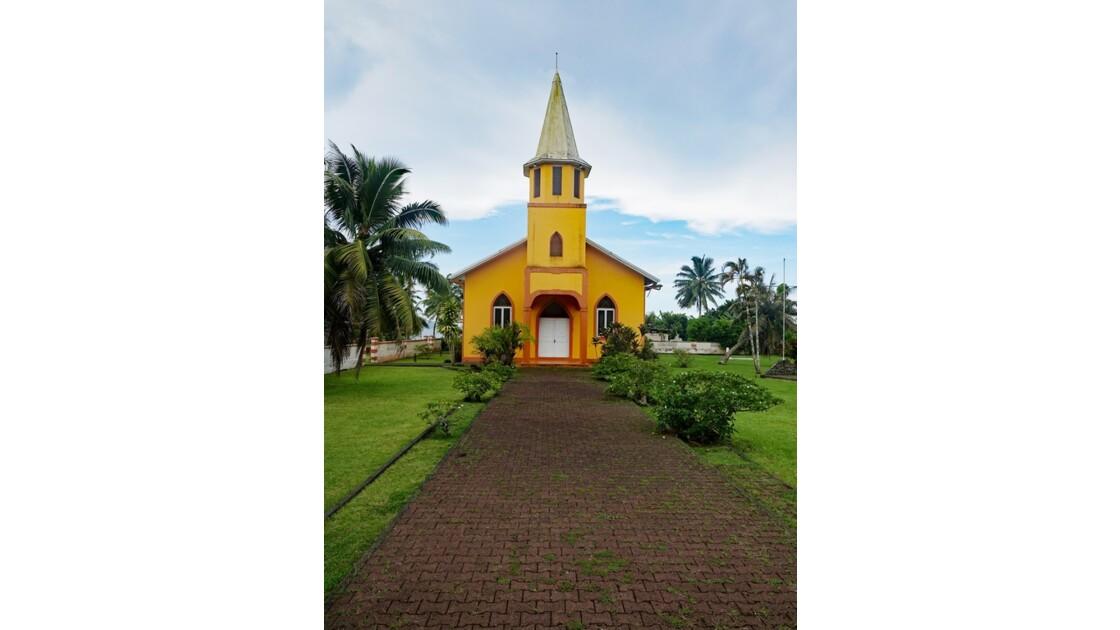 Tahiti Iti Temple Ziona de Afaahiti 2